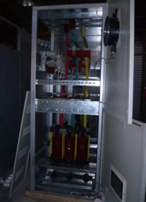 10000V高壓電容補償柜鄂動電容補償裝置2015年新圖片|