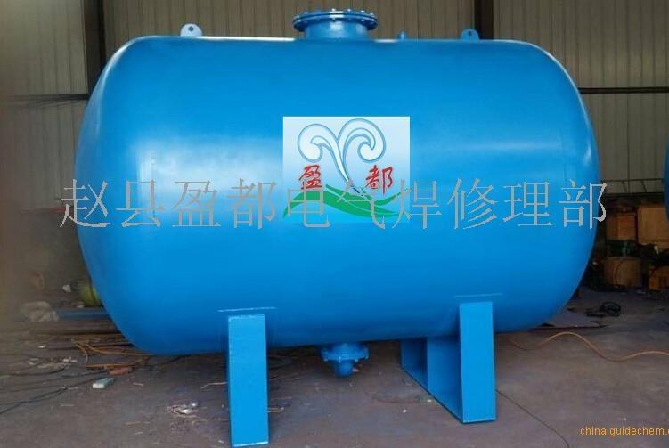 隔膜式气压罐·辽宁现货价格图片