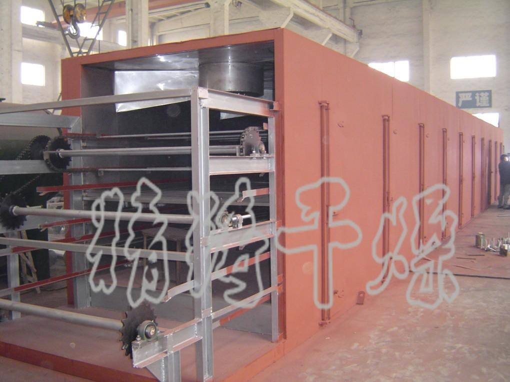 DW多层带式干燥机 单层 脱水蔬菜带式干燥机 厂家直销带式干燥机产品图片