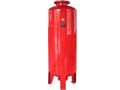 立式消防气压水罐(膨胀罐)图片