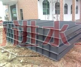 钢制LWS拦污栅生产