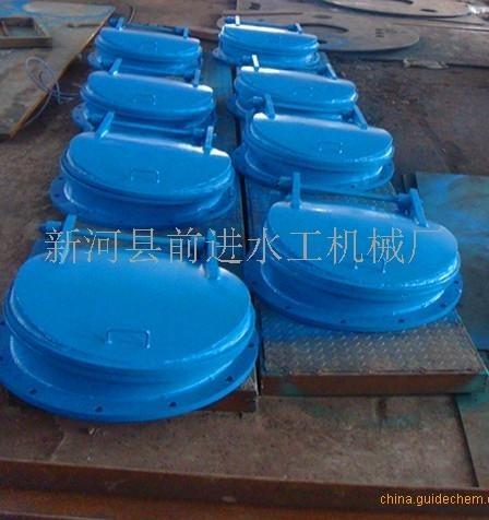 厂家供应DN800玻璃钢拍门材质