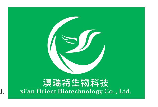 西安澳瑞特生物科技有限公司 公司logo