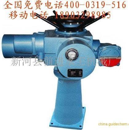 铸铁闸门配套设备QDA电动头启闭机