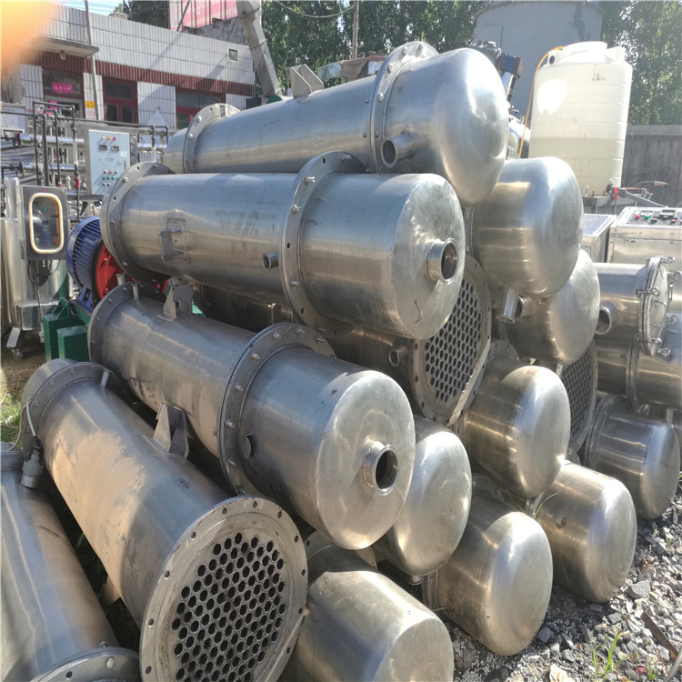 山东二手冷凝器规格产品图片