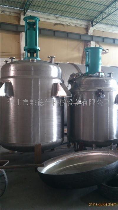 东莞电加热反应釜厂家排名产品图片