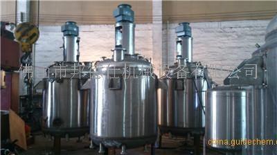 聚氨酯反应釜 产品图片