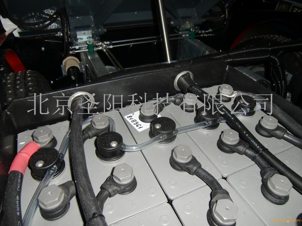 德国松树/荷贝克叉车蓄电池组48v490ah