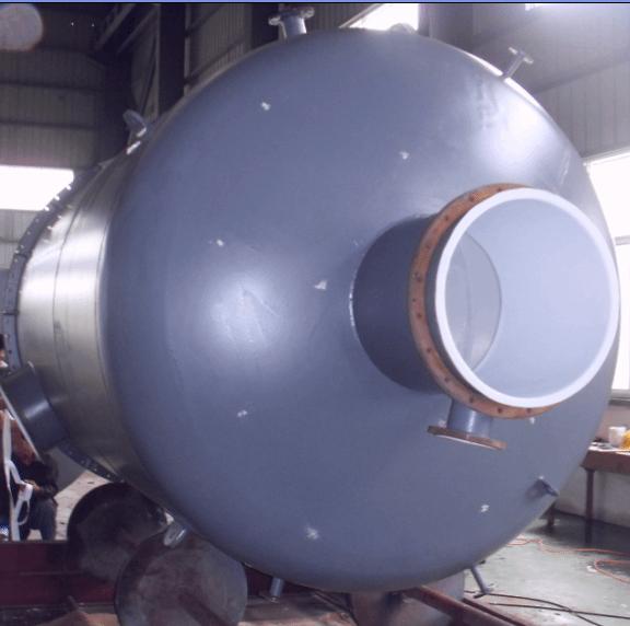 钢衬塑储罐厂家