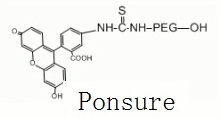 荧光素PEG-羟基