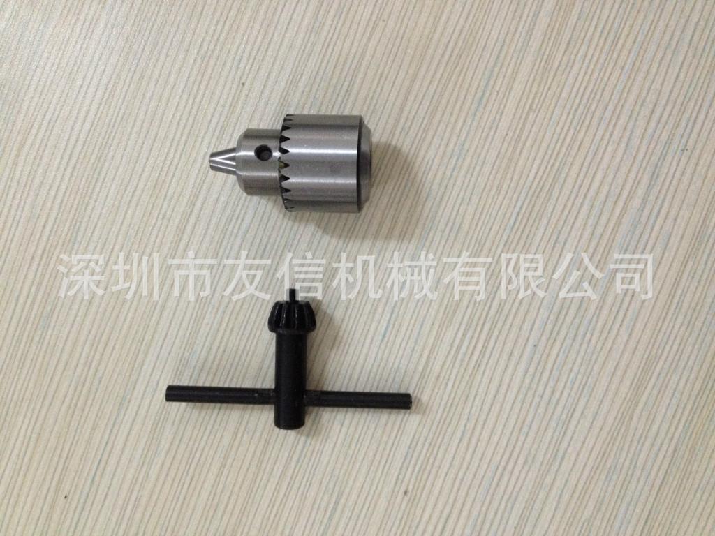 深圳销售中谷打孔机夹头 金马打孔机钻夹头 振邦穿孔机铜管夹头产品图片
