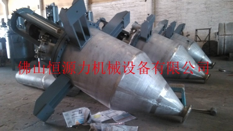 人造石墨改性设备 广东高混合釜 锂电池负极材料设备