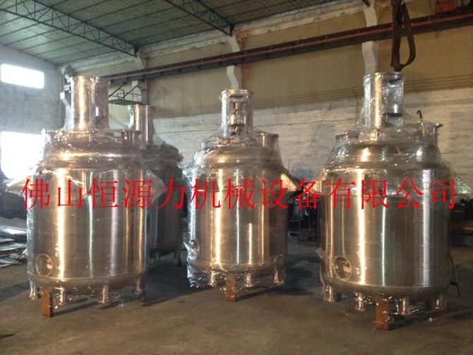 聚氨酯设备、合成树脂生产设备、水性聚氨酯生产设备