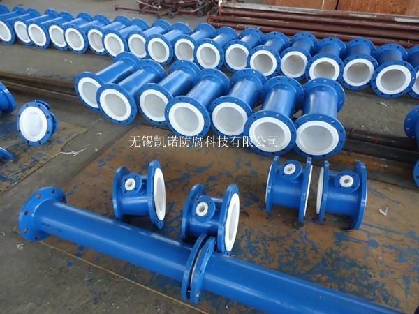 衬塑管道 钢衬塑管道 钢衬塑脱硫管道厂家