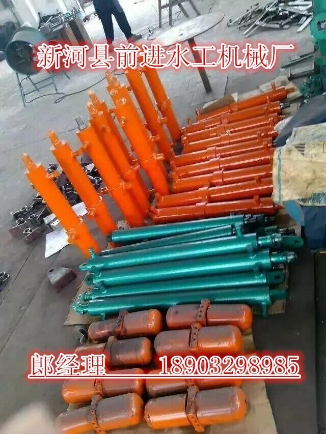 黑龙江集成式液压启闭机|卧倒式钢闸门