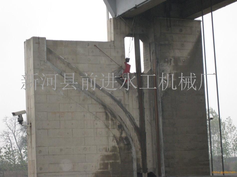 前进  地铁防淹门  地铁隧道防淹人字门  技术支持