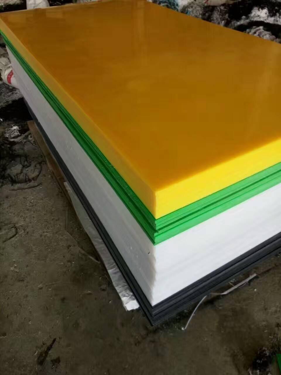 广西百色车厢增滑板 高分子聚乙烯板 车厢衬板产品图片