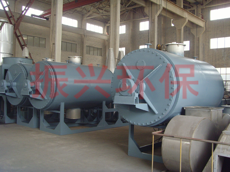 ZPG-2000真空卧式耙式干燥机