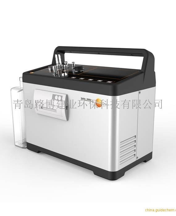 德国德图testo 3008烟尘颗粒物采样器,重量法测烟尘的设备产品图片