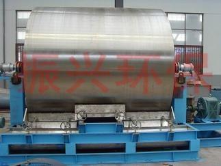 阿胶浆HG-1200卧式滚筒刮板烘干机烘干设备