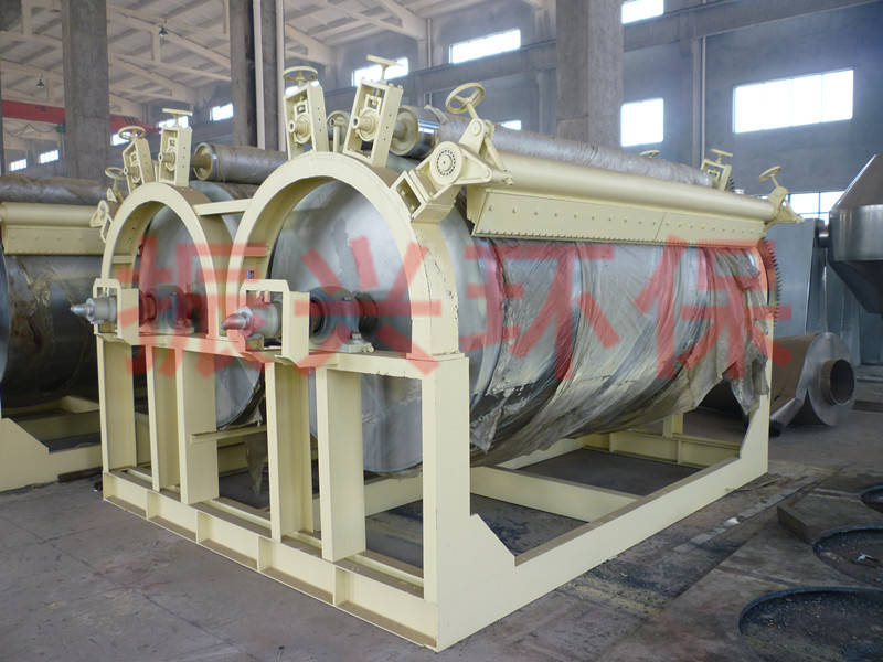 HG系列单鼓滚筒刮板干燥机干燥设备选型报价