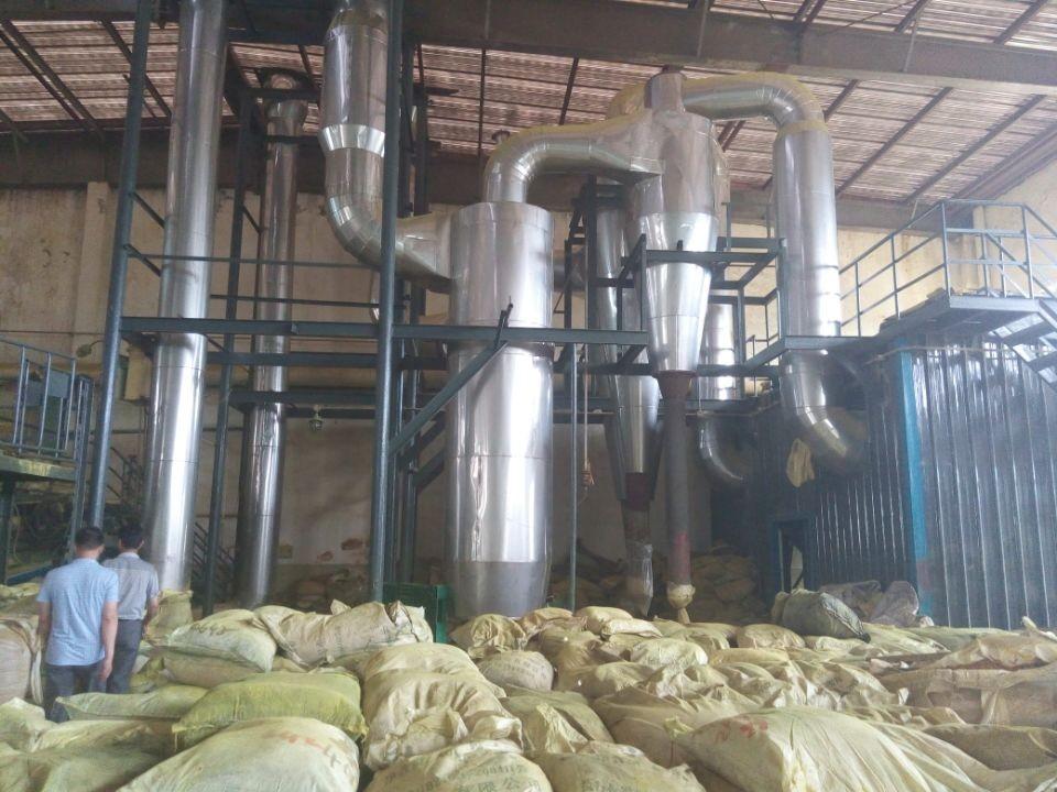 马铃薯淀粉烘干生产线|干燥设备直销