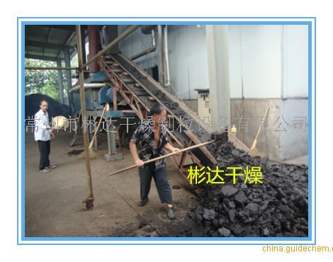 常州污泥干化桨叶干燥机厂家