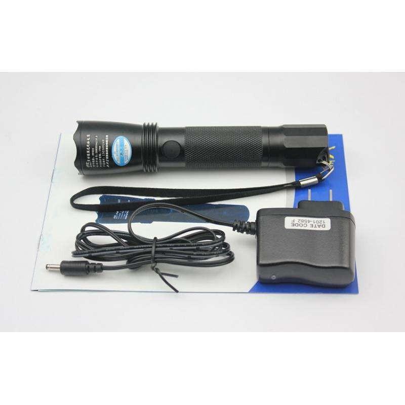 多功能强光电筒JW7623
