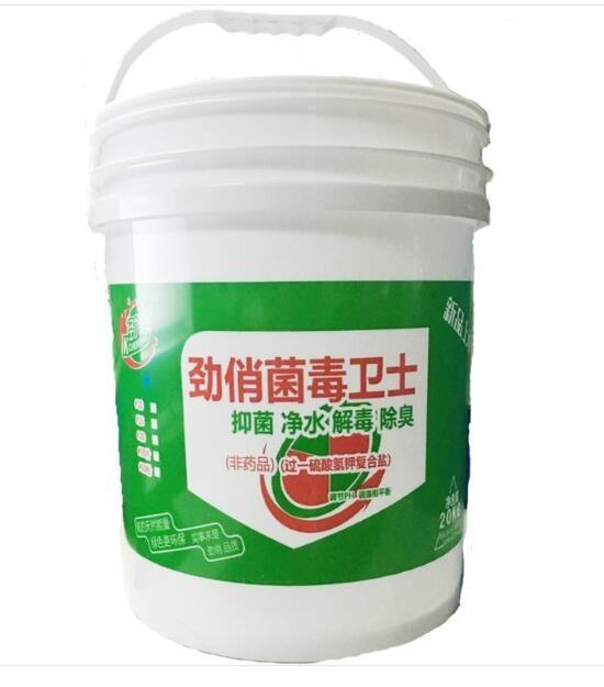 过硫酸氢钾绍兴上虞生产厂家,过硫酸氢钾联雄劲俏生物联合出品