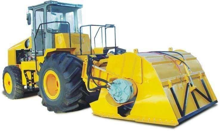 稳定土拌和机是通过其工作装置及转子,在道路施工现场就地完成对土壤的切削、翻松、破碎等作业的。作业过程,将土壤与加入的稳定剂(催化沥青、水泥、石灰)搅拌均匀,因而称其为路拌机。它可拌和I、Ⅱ级土壤及稳定材料(如石灰、水泥、煤渣灰、废钢渣),允许在拌和材料中加入粒径40mm以下的石料;还可拌和Ⅲ、Ⅳ级土壤或稳定土材料。签于此,整机性能参数如下。