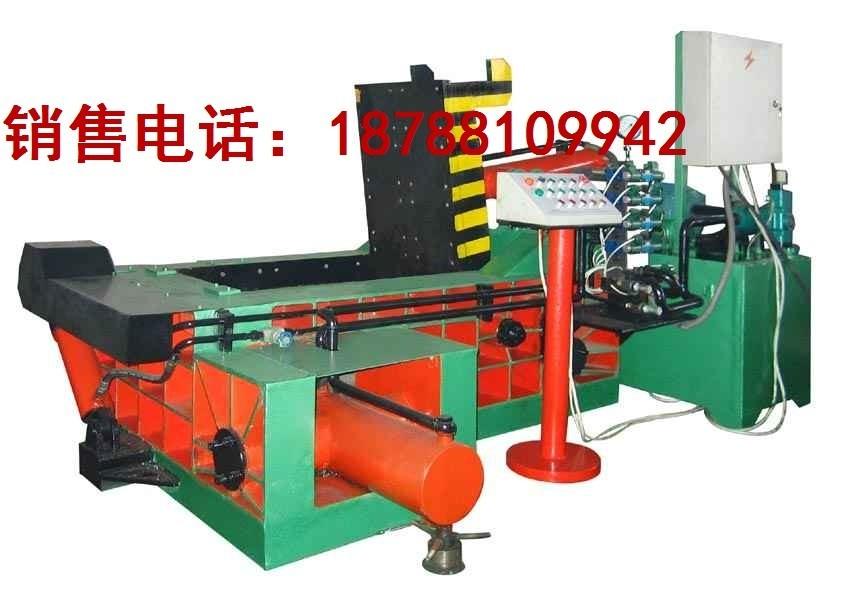 Y81-125T废铁金属打包机云南昆明厂家直销
