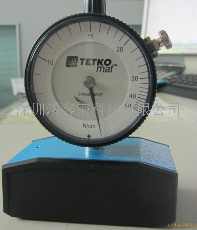 瑞士丝网张力计TETKO7-50N深圳总代理产品图片