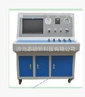 大钢瓶水压验机|标准气瓶试验机|无缝钢瓶机