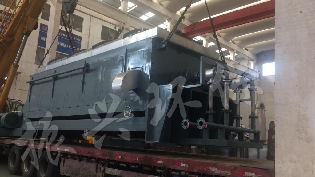 污泥干燥机,单轴/双轴/四轴空心桨叶干燥机
