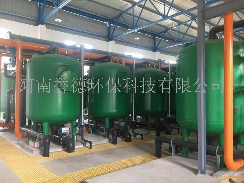 石英砂活性炭过滤器滤料更换流程服务
