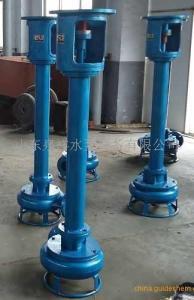 高鉻立式液下渣漿泵
