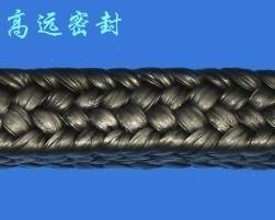 四氟石墨纖維編織盤根GFO