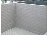 污水池玻璃鳞片防腐施工  使用中温鳞片胶泥