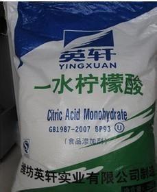 柠檬酸  产品图片