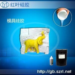 动物模型复模用模具硅胶产品图片