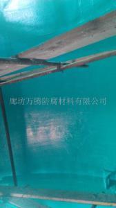碳鋼脫硫塔內壁防腐襯鱗片每平米
