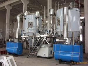 海藻粉专用离心喷雾干燥机 产品图片