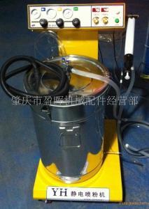 静电喷粉枪_静电喷粉机产品图片