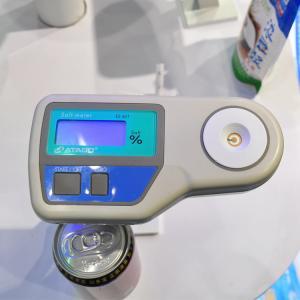 数显盐度计折射仪ES-421 日本爱拓ATAGO 奶黄油肉类卤水汤料检测仪产品图片