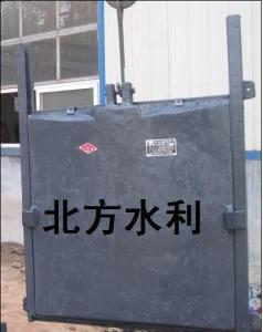 黑龙江圆形铸铁闸门图纸、铸铁圆闸门价格