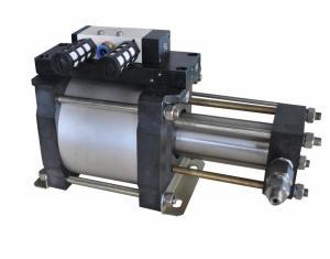 气动加压泵