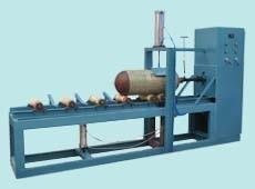 天然气钢瓶阀门拆卸机-卧式瓶阀拆卸机