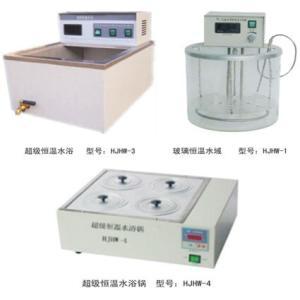 恒温水浴系列产品图片