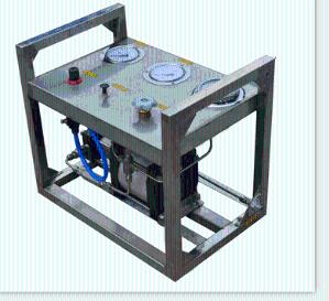 水壓試驗設備-水壓試驗