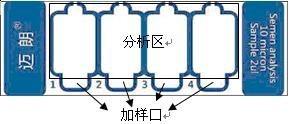 一次性精子计数板-迈朗精子计数板生产厂家产品图片